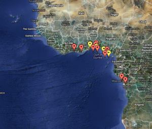 East African piracy slows, but West African pirates take up slack: IMB