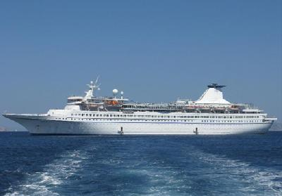 China Builds First Luxury Cruise Liner