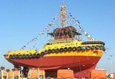 New RAmparts Tugs for Saudi Ports Authority
