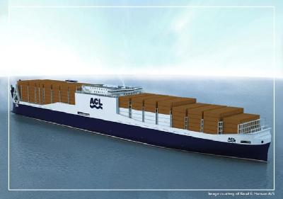 ACL Orders Five Largest CONROs from China