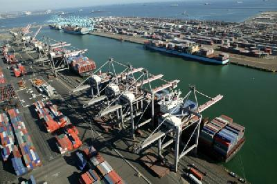Port of Los Angeles container volumes increase 5.5pc in July