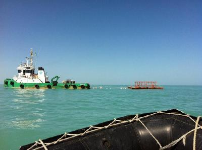 RWE Dea Completes 3D Seismic Survey in Caspian Sea