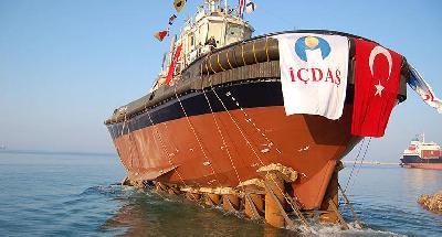 Turkey: ICDAS Port Takes Delivery of Z-Tech 6500 Class Tug