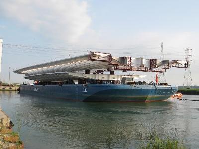 Sarens to Transport New Lock Doors for Panama Canal