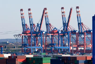 Export growth drives first half cargo throughput in Port of Hamburg