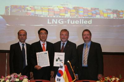 Germanischer Lloyd sees cost savings in switching to LNG-fuelled ships