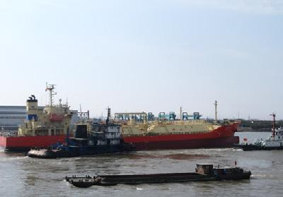Singapore's Oil Spill Clean-Up Continues