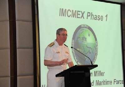 IMCMEX 12 – Largest Mine Countermeasure Exercise in Middle East Conducted
