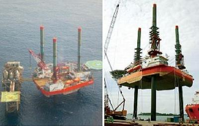 Singapore Based Ezion Holdings Secures Two Service Rig Contracts