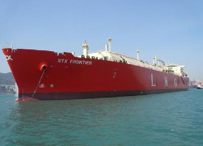 Hoegh LNG to Buy 50pct of LNG Carrier STX Frontier (Norway)