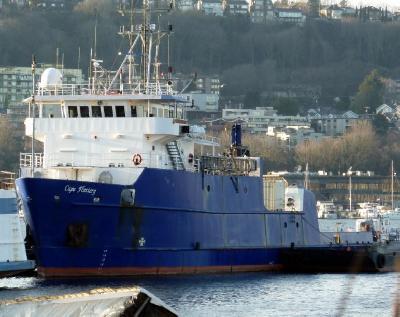 Marcon Announces Sale of US Research Vessel 'Cape Flattery'