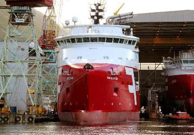 Norway: Farstad Announces Charter Contract for PSV Far Solitaire