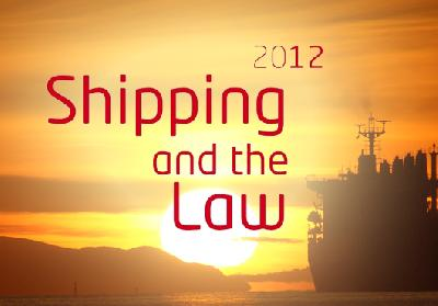 Maritime Community Assembles for Shipping and the Law 2012 (Italy)