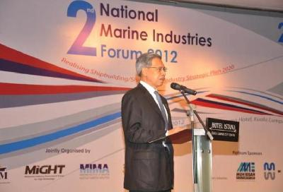 Malaysia Aims to Become Global Player in Shipbuilding Industry