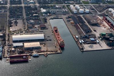 Federal Marine Terminals Receives Environmental Recognition Award (Canada)