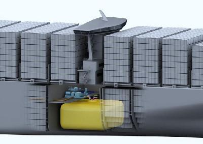LNG Bunker and Fuelled Newbuilding Demand Up to 2025