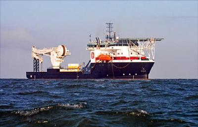 USA: Oceaneering Charters IMR 'Cade Candies' Vessel