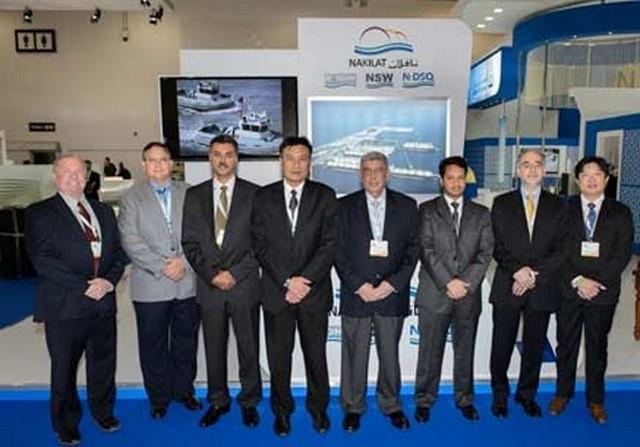 Nakilat Showcases Qatar's Marine Industry at Gastech 2012 (UK)