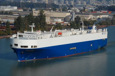 New Charter Contract for Car Carrier 'NOCC Caspian' (Norway)