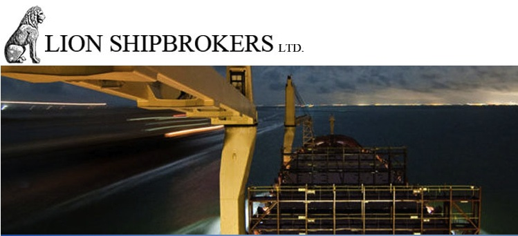 LIONS SHIPBROKERS REPORT 12 OCTOBER 2012