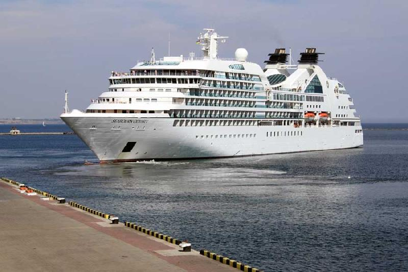 Schedule of visits of cruise ships to the Black Sea ports in September 2012