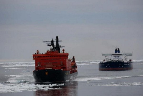 Northern Sea Route Sets Cargo Record