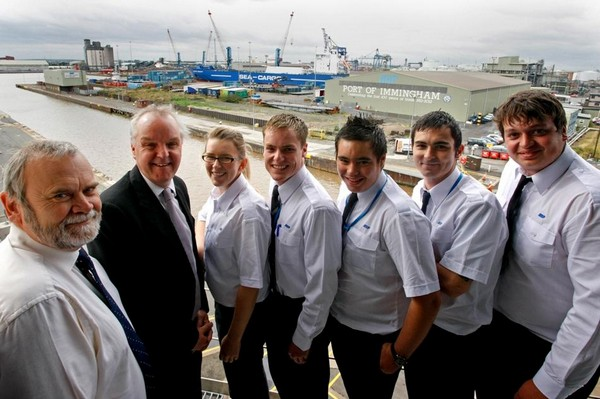 UK: ABP's Humber Ports Welcome Marine Apprentices on Board