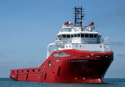 Norwegian DOF Enters Charter Contract for AHTS Skandi Emerald