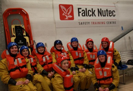The Netherlands: Falck Nutec Gets OPITO Approval for MEM IR Training