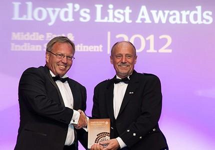 UAE: Topaz Energy and Marine Wins Lloyd's List Award