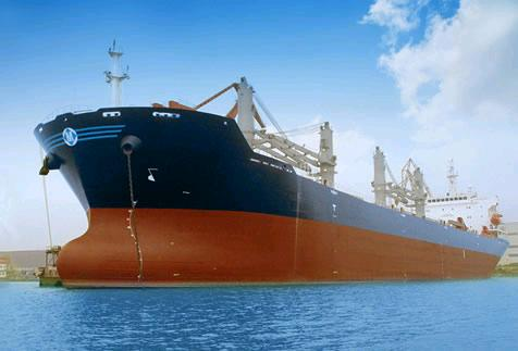 Dry bulk market falls on worries that recent rally will be shortlived