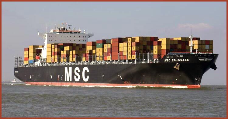 MSC offers Oceania cargo via Panama Philadelphia-New York 'landbridge'