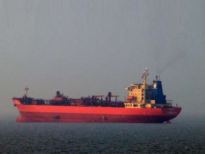 Accident On Board LPG Tanker: Five Sailors Died (India)