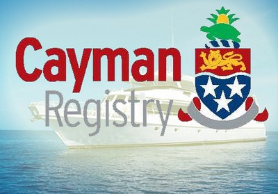 BMT Nigel Gee Initiates Cooperation with Cayman Island Shipping Registry