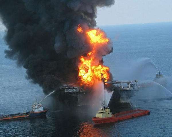 BP Pleads Guilty for Deepwater Horizon Accident