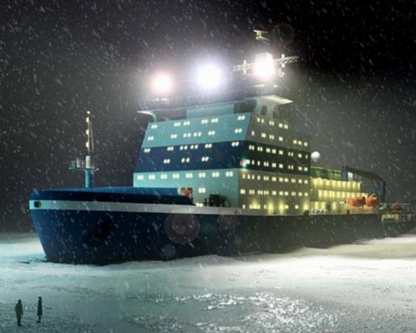 New Icebreakers to Boost Shipping Along Northern Sea Route