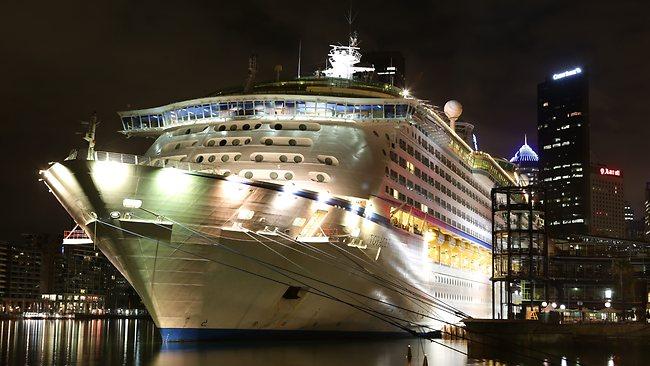 Australia: Cruise ship boarding delayed due to norovirus outbreak