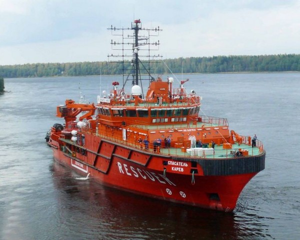 Russia: Nevsky Shipyard Inks State Contract for Construction of Salvage Vessel