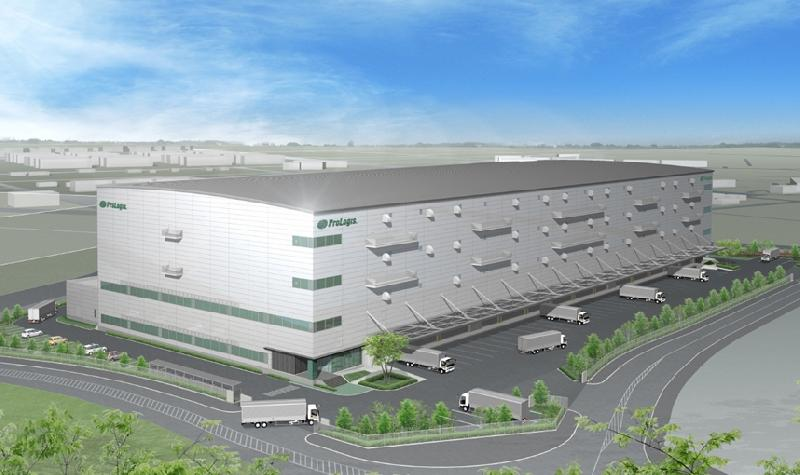 ProLogis builds US$80 million logistics unit in Chongqing Dazu District