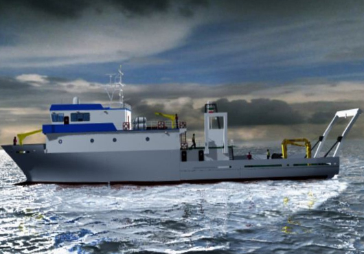 Iran to Build Oceangoing Research Vessel
