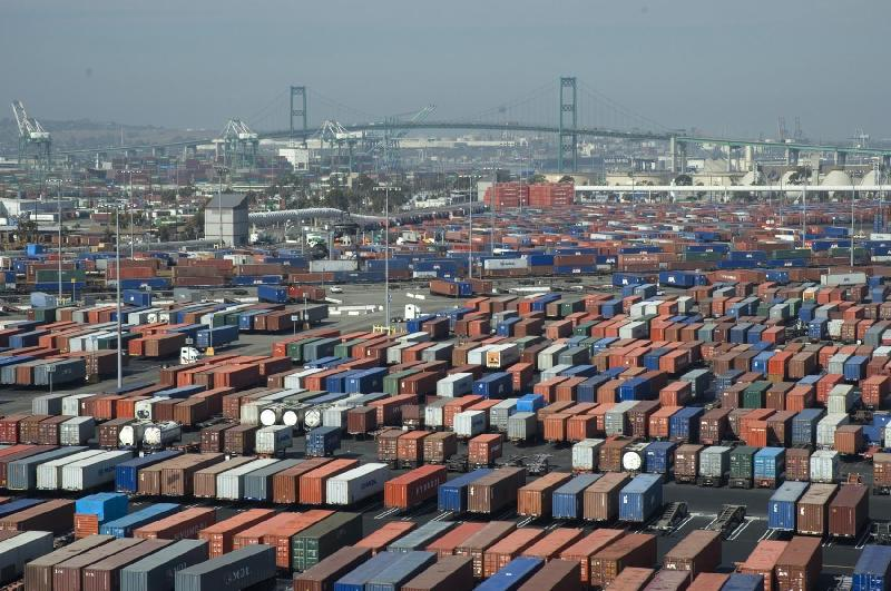 Port of LB reports busiest Feb on record, a 43pc surge in container traffic