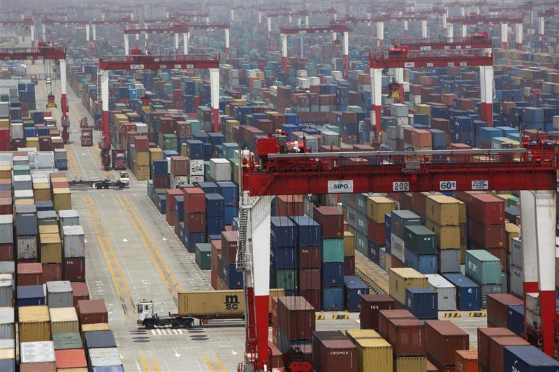 China's November trade softens unexpectedly as global economy slackens