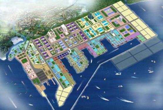Hebei province spends over US$2.9 billion on port construction