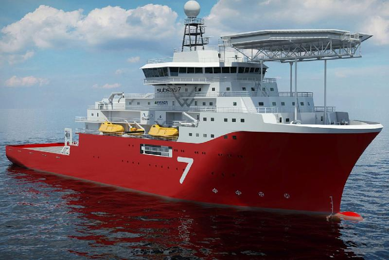 Finland: Wartsila to Design New DSV for Subsea 7 - SHIPPING NEWS