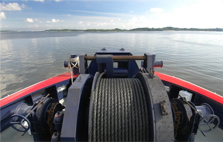 Cargotec Receives Offshore Winch Orders from Malaysia