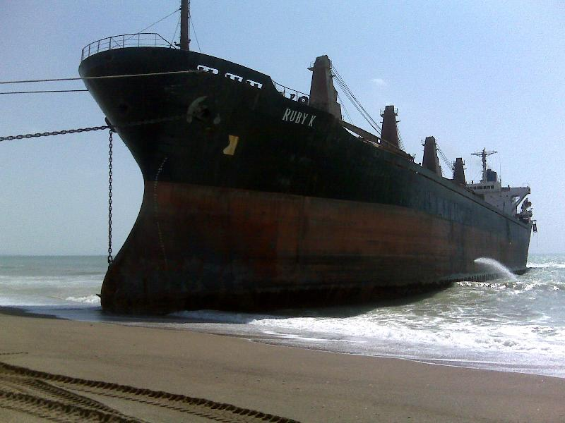 Demolition activity the main source of optimism in the shipping market