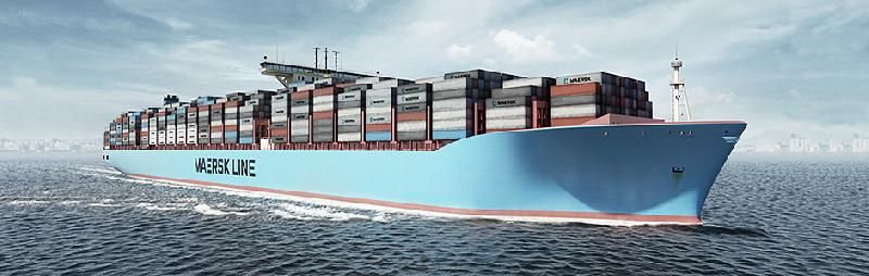 Maersk overcapacity hits growth