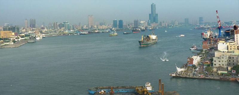 China Merchants, Cosco, China Shipper Terminals buy into Kaohsiung