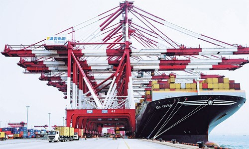 Shanghai International Shipping Institute sees mixed market in 2013