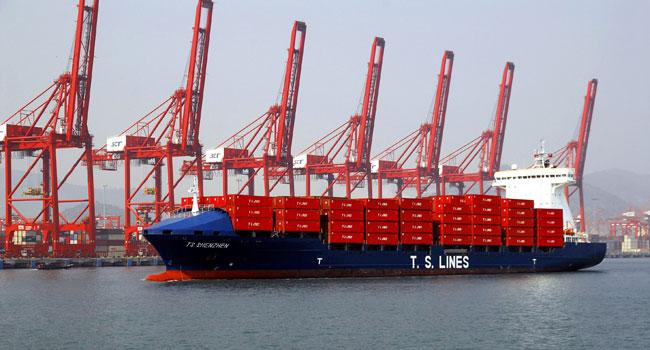 TS Line's 1,800-TEU TS Bangkok christened